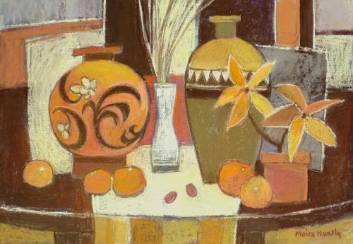Huntly-Moira-Still-Life-with-Tangerines-&-Kumquats-pastel-26x39cms.jpg