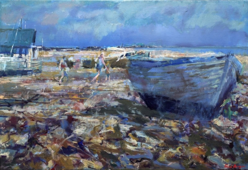 Bowyer_Francis_The Beach at Aldeburgh.jpg