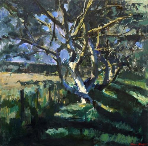 Bowyer_Francis_The Sunlit Tree.jpg