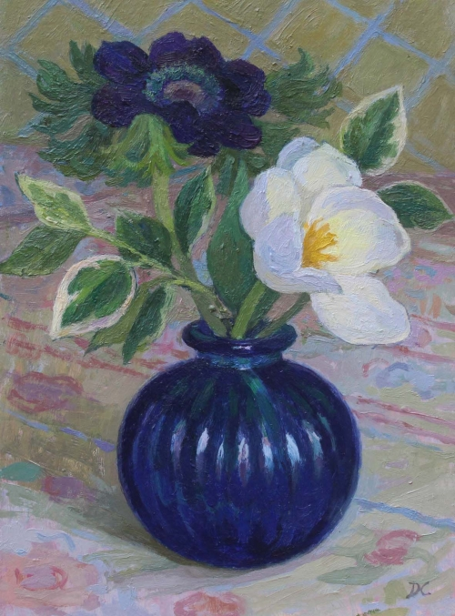 Calvert-Diana-The Blue Glass Vase.jpg