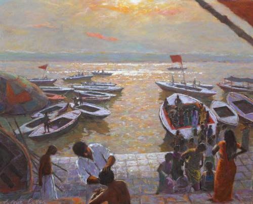 Cullen-Patrick-Morning Shave, Varanasi.jpg