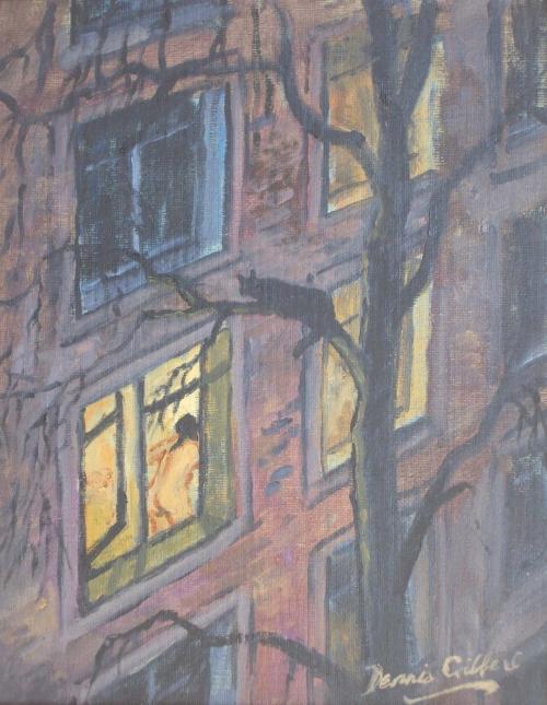Gilbert-Dennis-Feline Voyeur (No. 9) - The Plane Tree.jpg