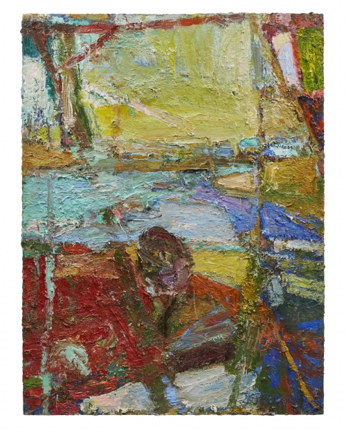 Jefferson-Craig-Swings (92x122cm), oil on panel.jpg