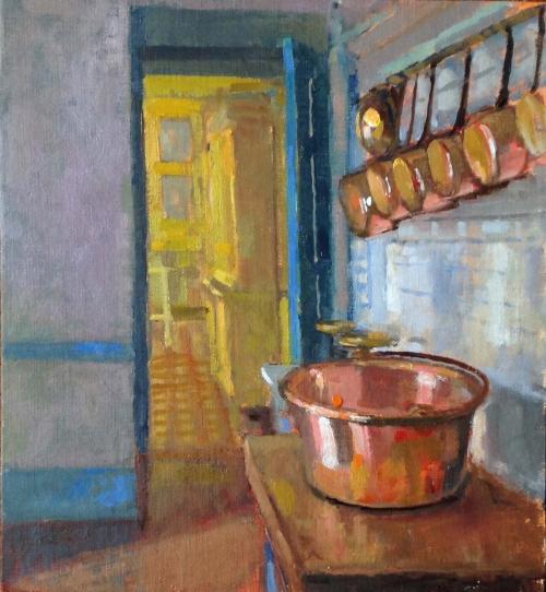 Kay-Pamela-Madame Monets' Preserving Pan.  Giverny.jpg