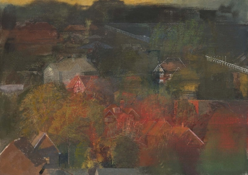 Newland-Paul-Evening at the Edge of Town.jpg