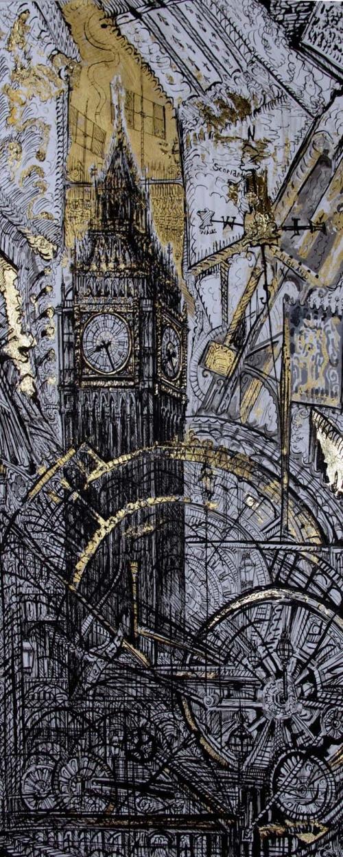 Pittaway-Neil-Working-through-time-pen-ink-gold-leaf.jpg