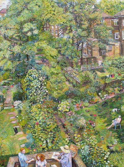 Scott-Miller-Melissa-Summer back gardens with the artist and family.jpg