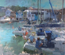 Pikesley-Richard-Summer-Visitors,-Weymouth.jpg