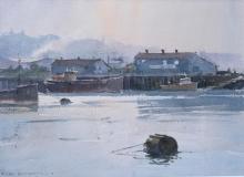 Runagall-Alan-Morning Light, River Medway.jpg
