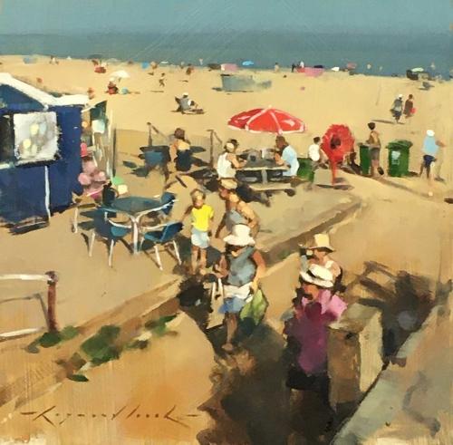 Leech-Raymond-Afternoon-Tea-at-the-Beach-Cafe.jpg