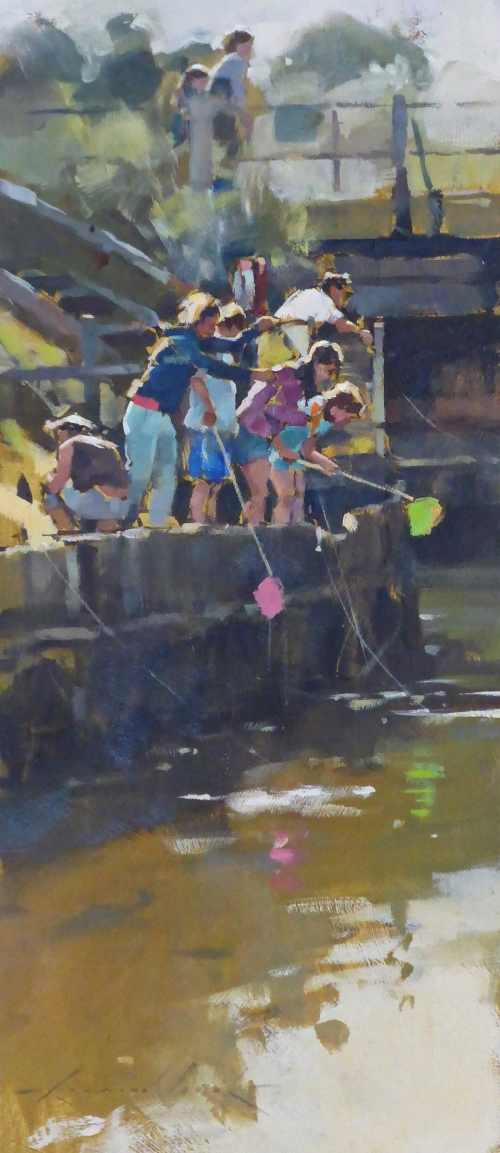 Leech-Raymond-Crabbing-by-the-Lock-Gate-Walberswick.jpg