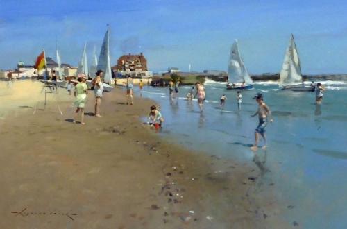 Leech-Raymond-Morning-Launch-Gorleston-Beach.jpg