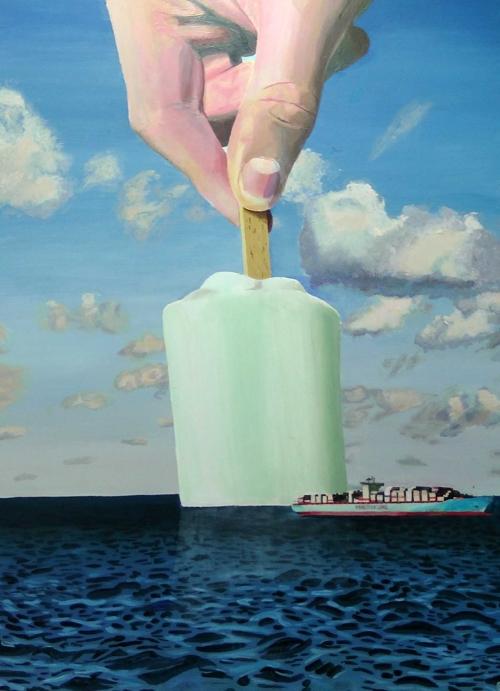 Lees-O'Neil-George-ONE-Sixth-Form-College-Iceberg-82cms-x-61-cm-Oil-on-Board.jpg