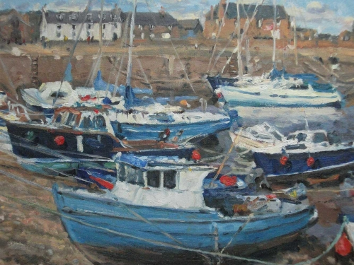 Mulcahy-Bruce-Boats-at-low-tide,-Stonehaven.jpg