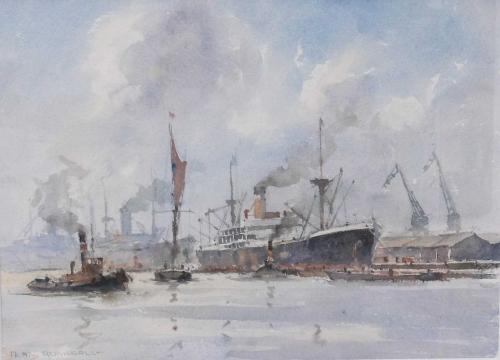 Runagall-Alan-Docklands-in-the-fifties.jpg