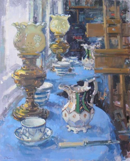 Martin-John-The-Brass-Lamp-oil--on-board-50cm-x-40cm-£2950.jpg
