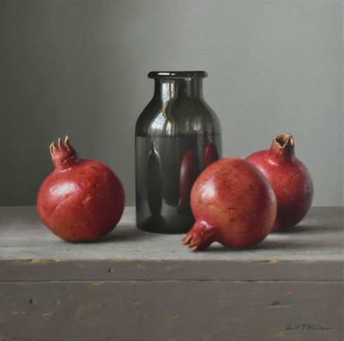McKie-Lucy-Three-Pomegranates-With-Water-Jug-Reflections.jpg