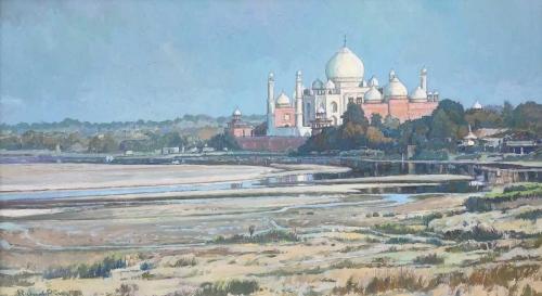 Cook-Richard-Yamuna-River-and-Taj-Mahal---Shah-Jahan's-View.jpg