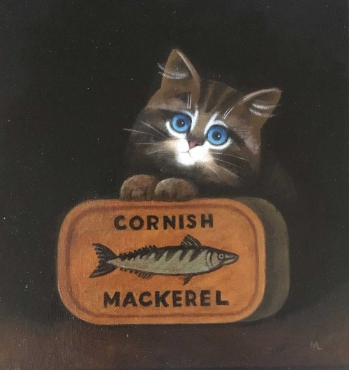 Leman-Martin-Kitten-with-Mackeral-Tin.jpg