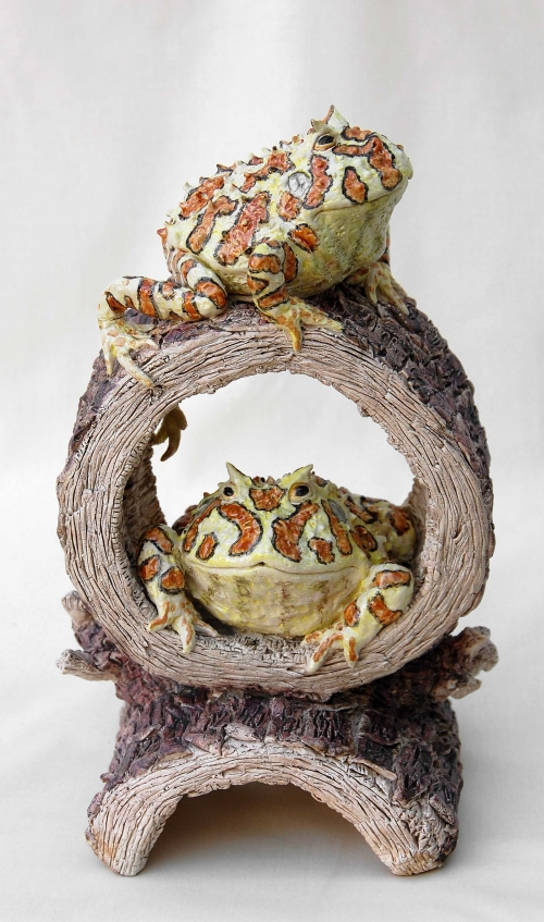 Moger-Jill-Cranwell-s-Horned-Frogs--stoneware--12.5insH-x-7insW--£1300.jpg