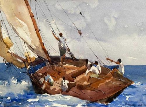 Mohankumar-Srirangam-Sailing-At-Sea.jpg