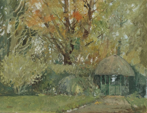 Morris-Anthony-The-Thatched-Summerhouse.jpg