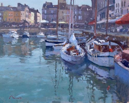 Mowll-Benjamin-Harbour-Reflections-Honfleur.jpg