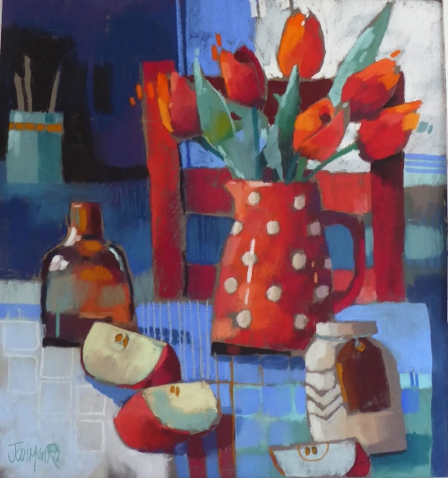 Munro-Jan-Red-Tulips-with-Red-Chair.jpg