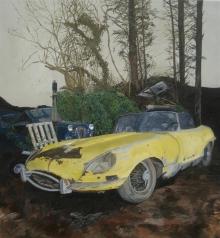 Cains-Rebecca-Jaguar E-Type in Scrap Yard.jpg