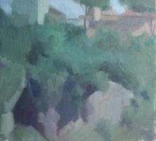 Haward-Clare-View Across The Valley, Civita Castellana.jpg