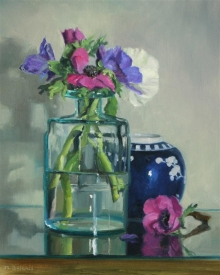 Balkwill-Liz-Anemones in Glass Jar.jpg
