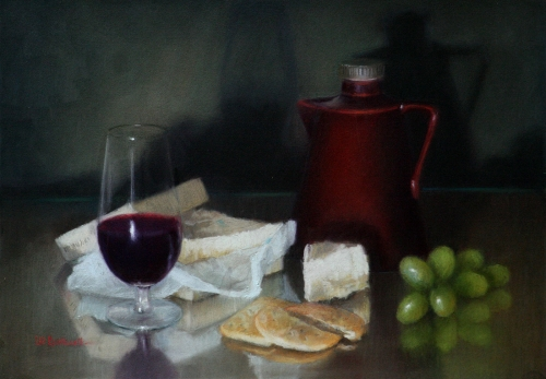 Balkwill-Liz-Brown-Carafe-with-Port-and-Cheese-final.jpg