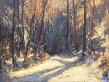 Dellar-Roger-Snow in the Woods 16 x 20inches £1200.jpg