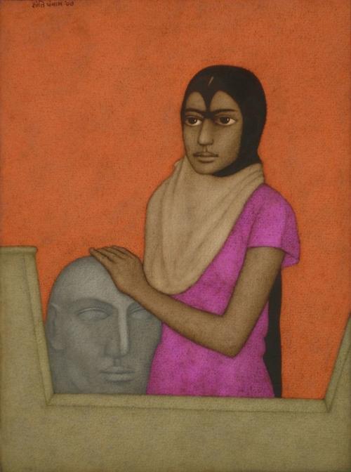 Panchal-Shanti-Girl-with-Black-Head-Dress.jpg
