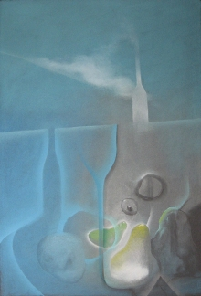 Walker-Tom-Still life with bottled cloud.jpg