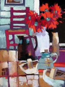 Munro-Jan-Red Chair and Mushrooms.jpg