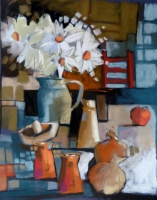Munro-Jan-Red Chair with Salt and Pepper Pots.jpg