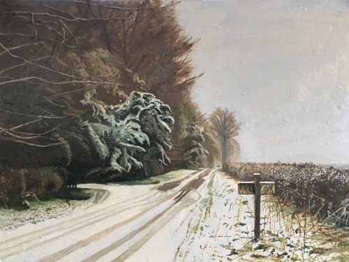 Petterson-Melvyn-Hainton-Sign-in-the-Snow.jpg