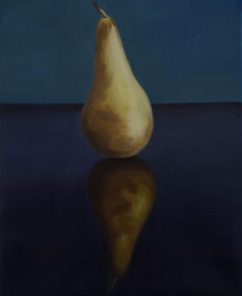SueSpaull-one-pear-reflections.jpg