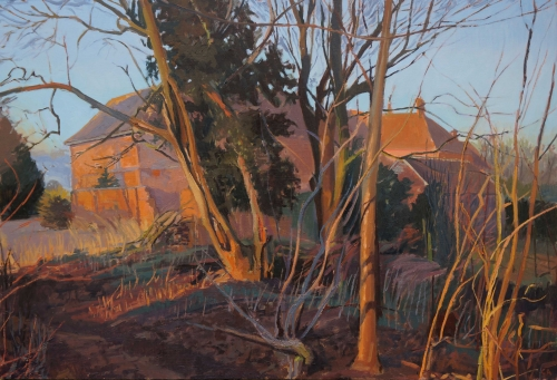 Aggs-Chris-House-Through-Trees---Evening.jpg