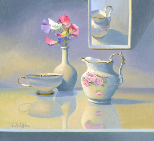 Griffin-Carole-Reflections-and-Sweet-Peas.jpg