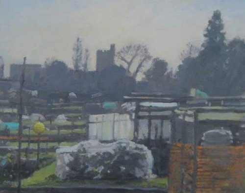 Miers-Christopher-All-Saints-and-the-Allotments.jpg