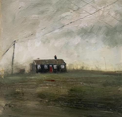 Arif-Rachel-The Black House With The Red Door, Dungeness.jpg