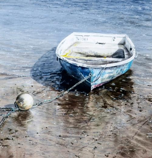 Walker-Deborah-Little Boat.jpg