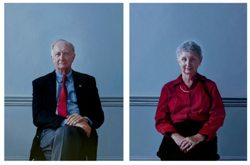 Wylie-Craig-Mr & Mrs Emerson (Diptych).jpg