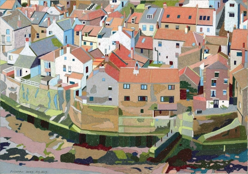 Rees-Richard-Staithes-RooftopsOil-Pastel.jpg