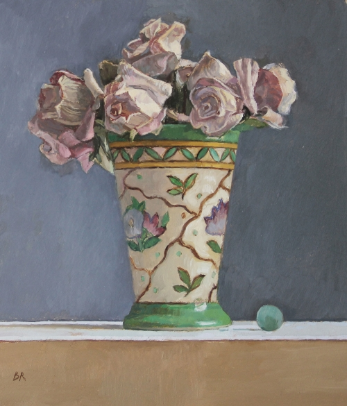 Richardson-Barbara-Pink-flowers-with-a-green-marble.jpg