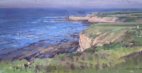 Roberts-Gillian-Towards-Cowbar-Tide-Out-Evening.jpg