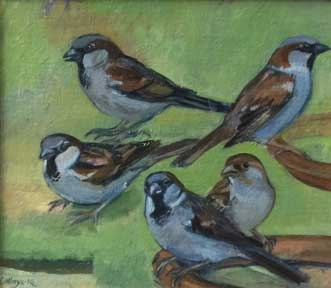Kuhfeld-Cathryn-Study-of-Five-Sparrows.jpg