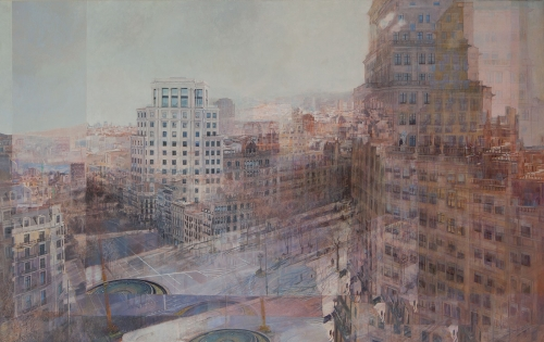 Ana Schmidt: City of Shards | Mall Galleries